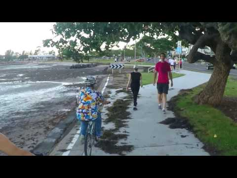 GO PRO HERO 4: Cycling Australia (MANLY WYNNUM ESPLANADE)