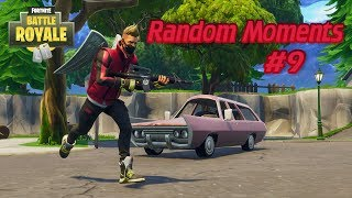 Fortnite Random Montage #9 Fortnite kills, Glitches and Funny moments