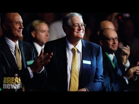 Koch Brothers Dealt Mixed Election Results as Grassroots Movement Mobilizes Against Dark Money