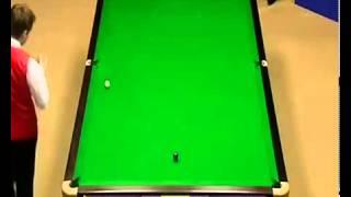 إستعراض مهارات لأفضل محترفي السنوكر Professional skills Snooker