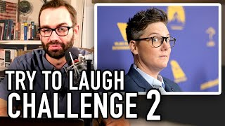 Matt Walsh Tries to Laugh at Feminist Comedian Hannah Gadsby! (WARNING: 99% Will Fail)