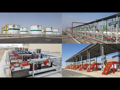 imam Nazar Petroleum products loading unloading terminal project