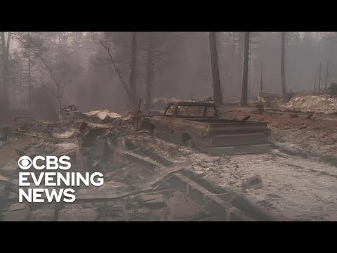 Deadly California fire leaves more than 200 people unaccounted for