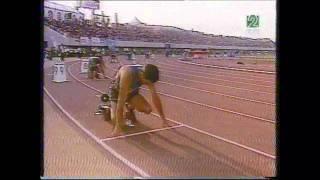 Antonio Reina Cto  España Málaga 400 m l  Semifinal