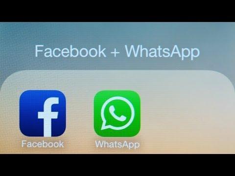 Nueva forma de enviar mensajes en Facebook // Fusion con WhatsApp