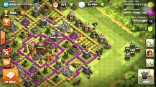 Clash Of Clans Update 7.65.2