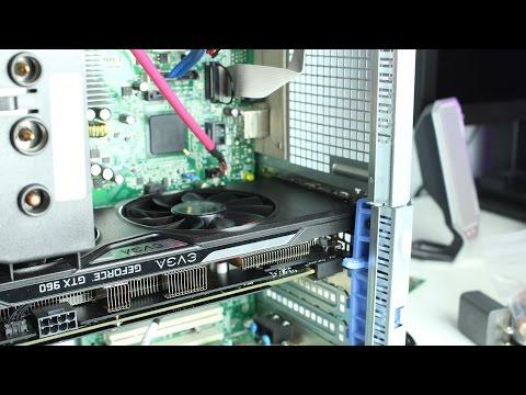 Old CPU + New GPU = Gaming PC? (Core 2 Quad + GTX 960)