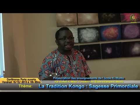 LA TRADITION KONGO: LA SAGESSE PRIMORDIALE