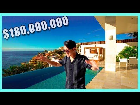 VENDO MANSIÓN De $180 MILLONES En Cabo San Lucas, Baja California Sur