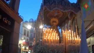 """""""Hosanna in Excelsis"""" Banda Cruz Roja. Martes Santo 2015, MªS. de la Candelaria"""