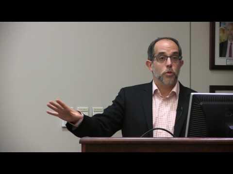 Oren Izenberg: Penn State's Comparative Literature Luncheon Series