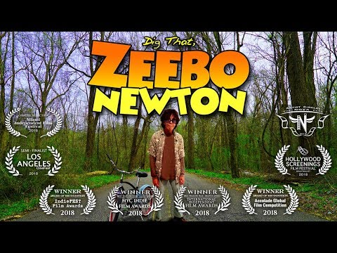 """Dig That, Zeebo Newton"" OFFICIAL TRAILER & PRESS RELEASE"