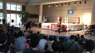 西日本社会人プロレスの祭典「松江だんだんプロレスのファイナル201...