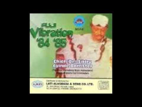 Download Alhaji Sikiru Ayinde Barrister   Oke AgbaFuji Vibration