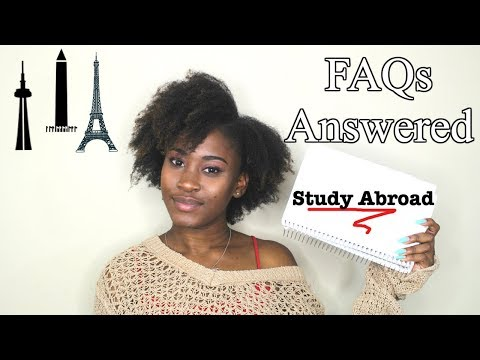 Study Abroad FAQ&A| All you want to know