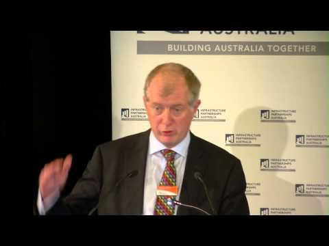 IPA INDUSTRY LEADERS' LUNCHEON WITH HOWARD COLLINS, CEO, SYDNEY TRAINS