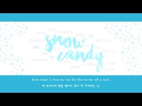 스타쉽플래닛 (Starship Planet) - 눈사탕 (Snow Candy) Cover