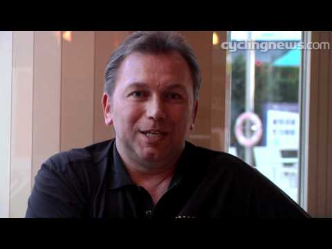 Johan Bruyneel on dealing with the pressures of the Tour de France