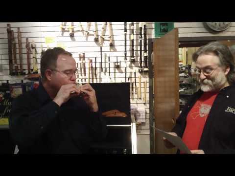The Fabio Menaglio Family of Ocarinas at Groth Music