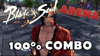 Blade and Soul ■ Assassin 100% Stun Combo Guide ■ Gameplay HD