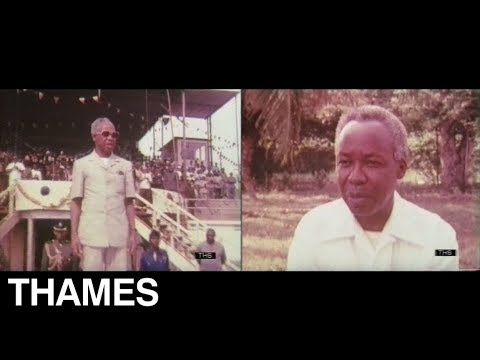 Julius Nyerere interview | Tanzania | This Week | 1977