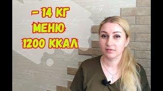 1200 ККАЛ В ДЕНЬ/ОТЧЕТ ЗА МЕСЯЦ/Дневник похудения