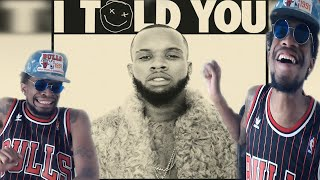 TORY LANEZ I TOLD YOU ALBUM REACTION/REVIEW!!!
