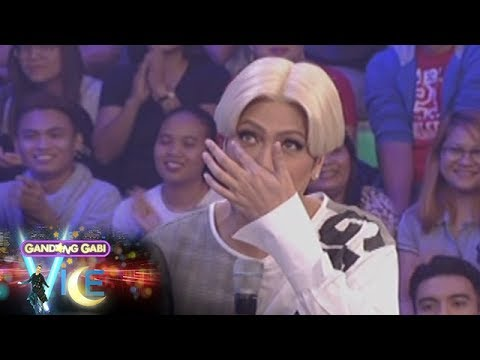 GGV: Vice Ganda becomes emotional with Kaye Cal and Moira de