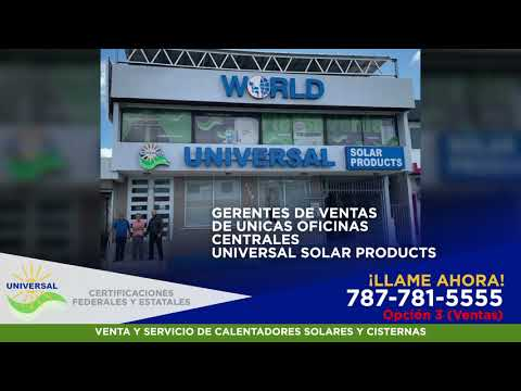 Universal Solar Products Inc