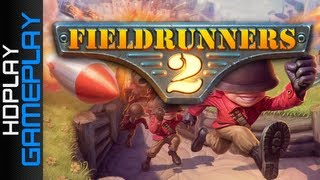 Fieldrunners 2 - Gameplay PC | HD