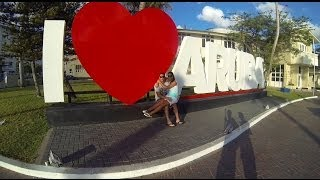GoPro Hero 3 Karibik Road Trip Dezember 2013 and Cruise Mein Schiff 2
