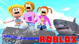 Roblox | Sharkbite mit den Schwestern!