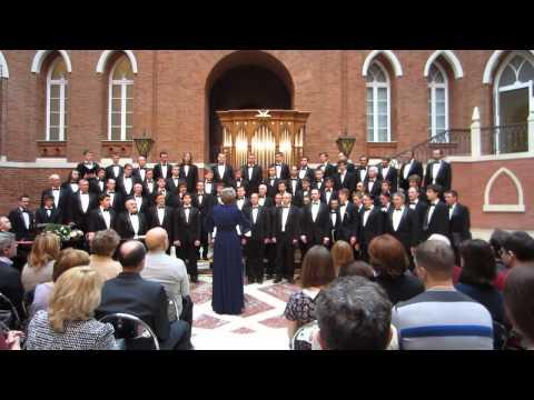 MEPhI Male Choir: Vere languores nostros (Lotti)
