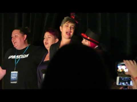 Karaoke Finale - Supernatural Convention Toronto 2017
