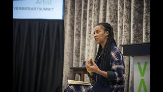 Grada Kilomba | Highlight from the 2019 Verbier Art Summit