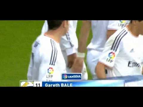 Real Madrid 3 - Elche 0 -- Liga  BBVA  2013-2014