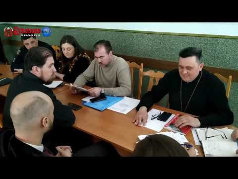 Буковина Онлайн: В Заставнівській РДА священики ПЦУ та УПЦ (МП) сіли за стіл переговорів