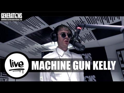 Machine Gun Kelly - Young Man & Bad Things (Live des studios de Generations)