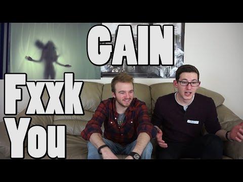 GAIN - Fxxk U (Feat. Bumkey) MV Reaction