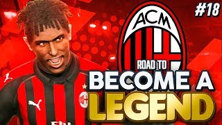 "ROAD TO BECOME A LEGEND! PES 2019 #18 ""THE TITLE CHALLENGE IS UNDERWAY!"""