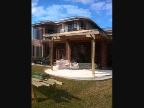 Patio Builder Houston Texas