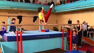 Выступления 1 юн 3 2 1 вз разряды КМС открытое первенство ЛВУФЛ по спортивной гимнастике 23 03 16