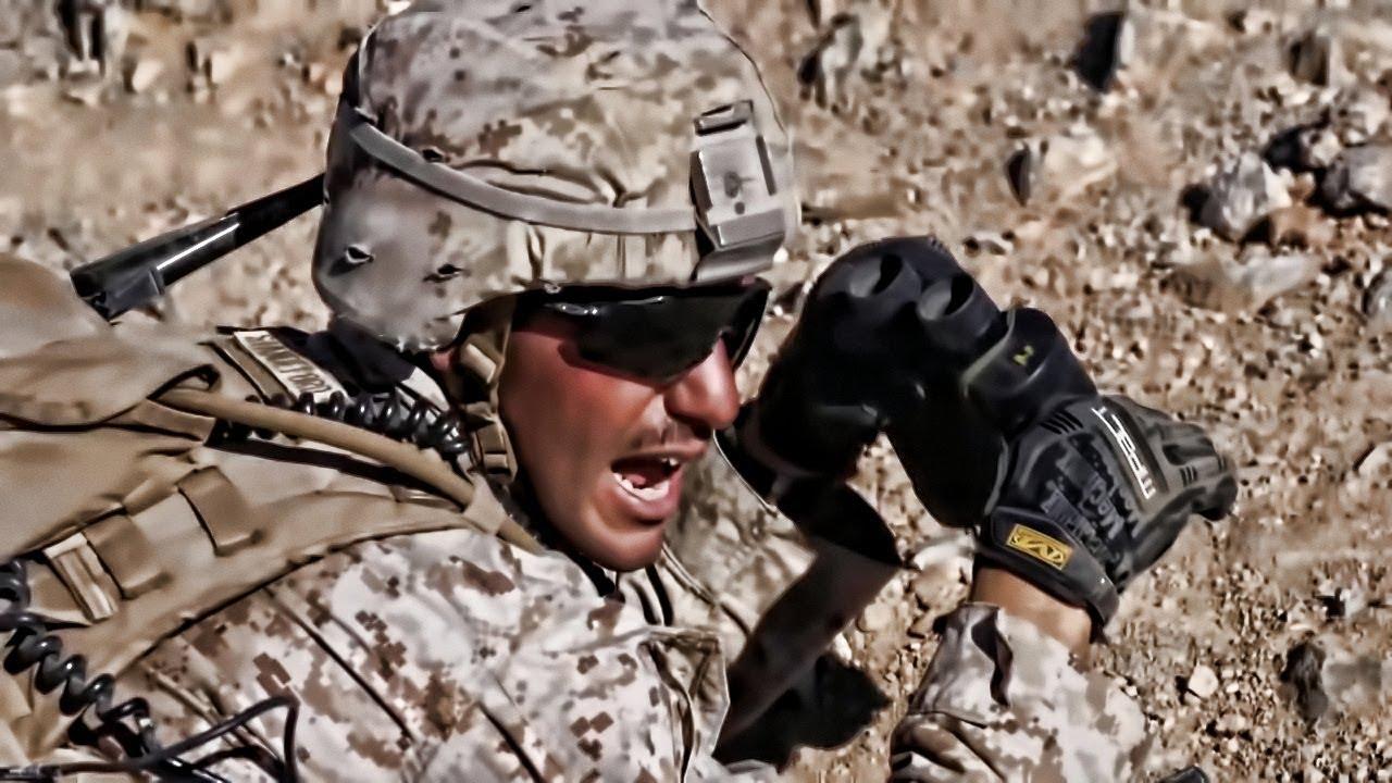 Legendary Range 400 Kicks Ass • Makes Marines More Lethal