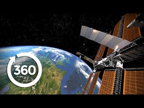 Spacewalk Mayday (360 Video)