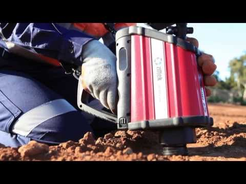 RemScan - for rapid measurement of TPH in soil