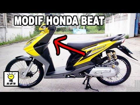 Modif Motor Beat Karbu Sederhana Tvaction Info