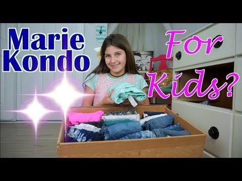 Marie Kondo, Is It For Kids?