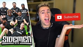 Sidemen To 10 Million Subscribers