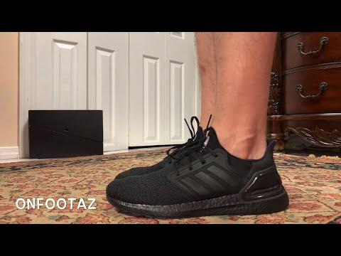 adidas-ultraboost-20-triple-black-on-foot