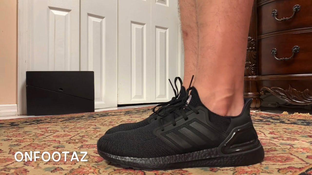 adidas ultra boost black youtube